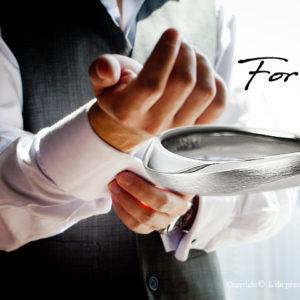 大人の男性向けの結婚指輪