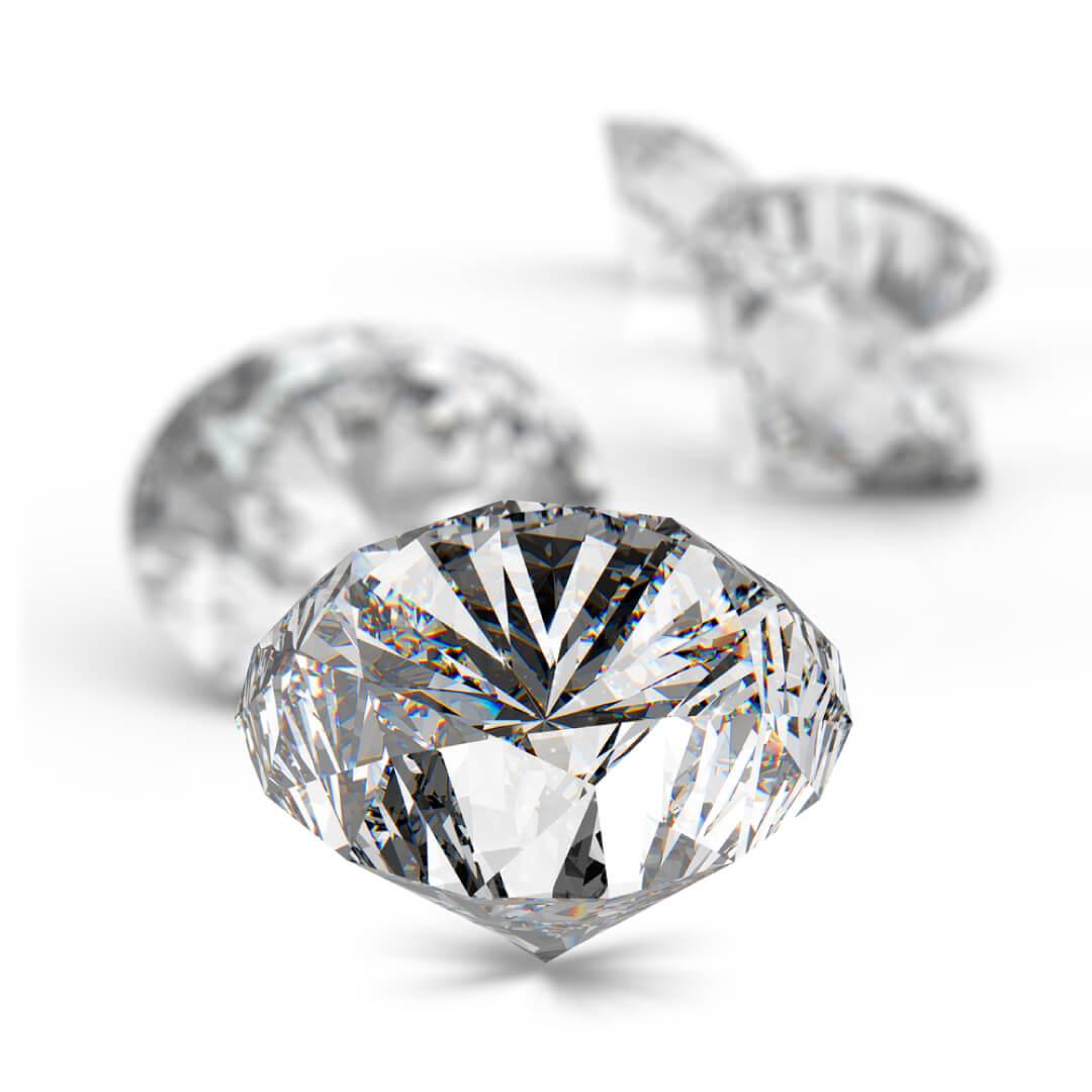 ダイヤモンドのイメージ。