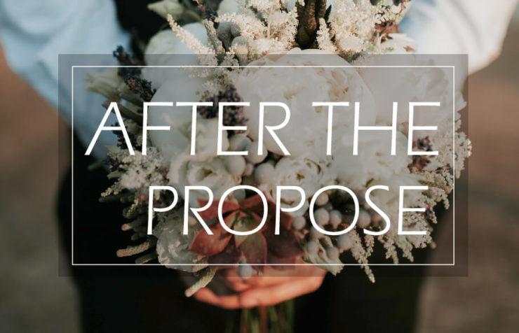 プロポーズのそのあとで。ふたりで選ぶ婚約指輪♡のアイキャッチ