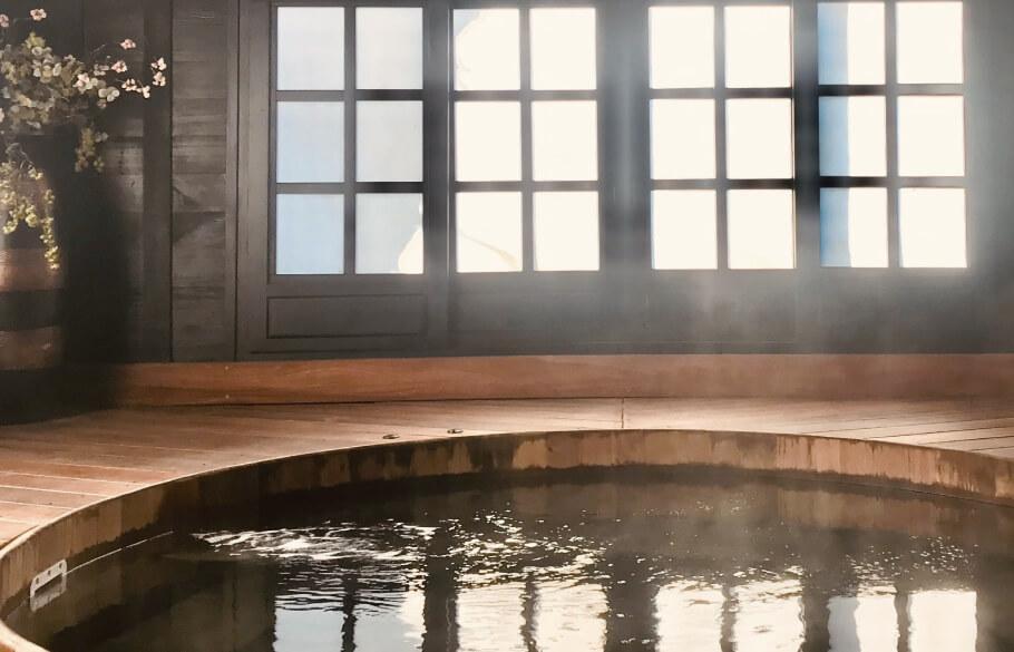 温泉や入浴施設のイメージ