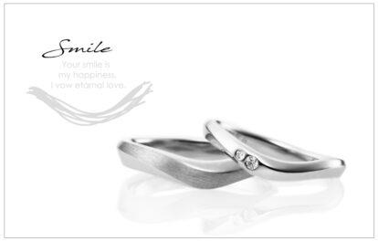 結婚指輪のご紹介「Smile 2186モデル」のアイキャッチ